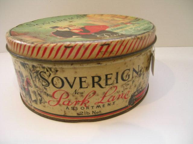 English Sovereign Park Lane Assortment