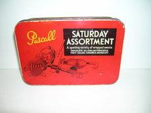 Pascall Saturday Assortment Tin