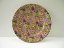 Baker & Co. Vintage Large Chintz Plate