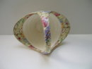 Royal Winton Vintage Chintz Crocus Large Basket
