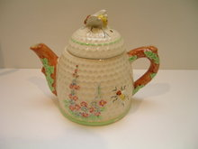 Kensington China Beehive Teapot