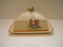 Kensington Beehive Covered Butter Dish
