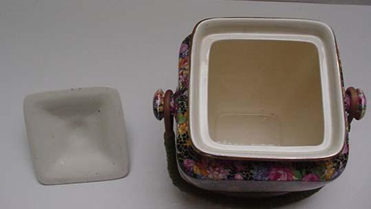 Royal Winton Vintage Chintz Hazel Biscuit