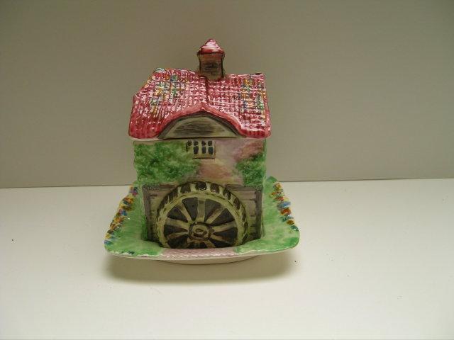Royal Winton Cottageware Olde Mill 3 Piece Jam