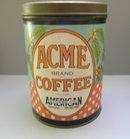 Acme Brand Coffee Tin