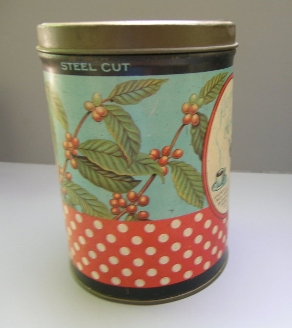 Acme Brand Coffee Tin