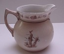 World War I Burce Bairnsfather jug