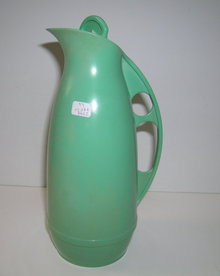 Bakelite Vintage Green English Thermos