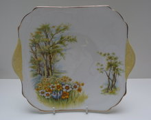 Shelley Daffodil Cakeplate