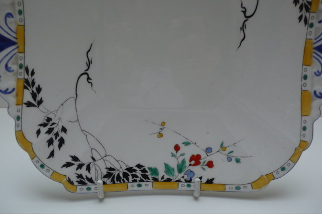 Shelley China  Cake Plate