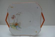 Shelley Bone China Cake Plate