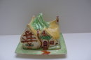 Wade Heath Snow White House Cheese Dish