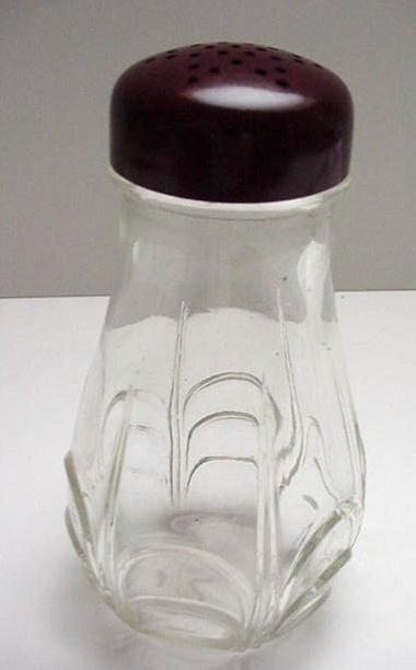 Sugar Shaker with Bakelite top