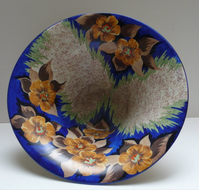 Handpainted Carlton Ware Bowl