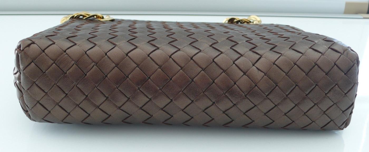 Bottega Veneta Vintage Woven Handbag