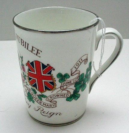 Commemorative: Silver Jubilee 1910-1935