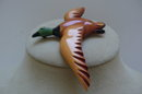 Bakelite Vintage Bird in Flight Brooch