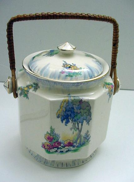 H&K Tunstall Hawaii Biscuit Barrel