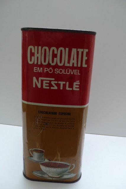 Nestle Chocolate Argentina Tin