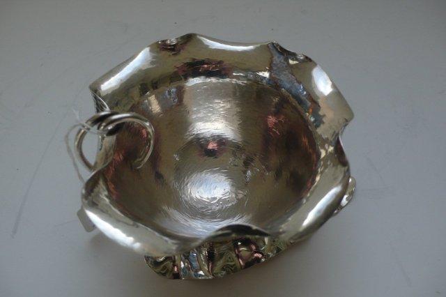 Sterling Silver Art Nouveau Bowl