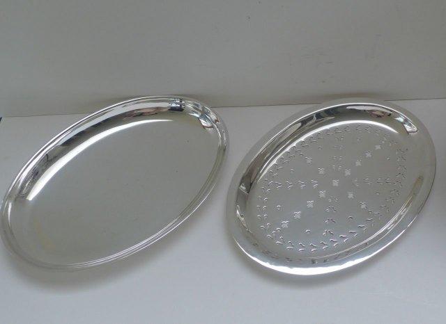 Silver Plate English Breakfast Buffet