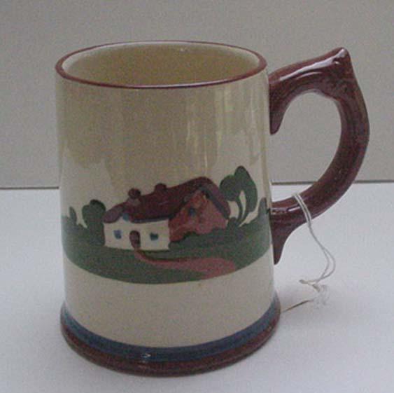 Torquay Dartmouth Beer Mug