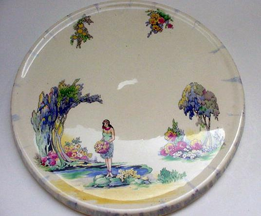 H&K Tunstall Hawaii Bread Tray