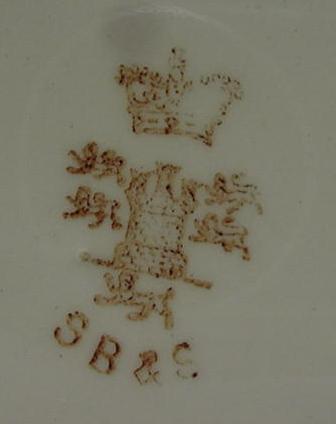 Commemorative: Queen Victoria Plate
