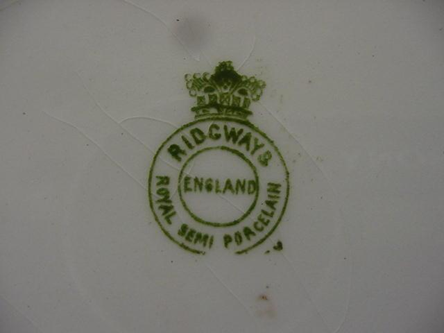 Commemorative:  King Edward VII Coronation Plate
