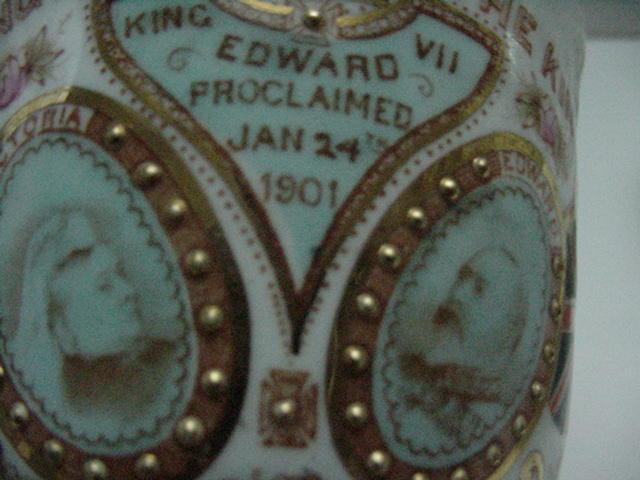 Commemorative:Queen Victoria's Death Edward VII