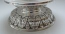 Sterling Silver Chased Sugar Bowl- London 1819
