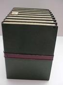 Victoroian Tin Book Biscuit Box