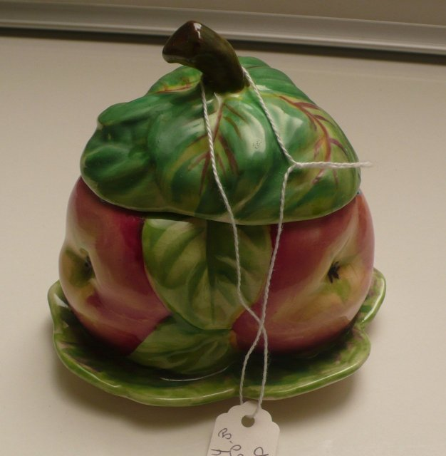 Royal Winton Apple Jam Pot
