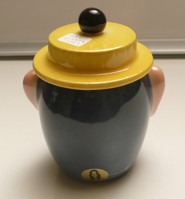 Goebel Monkey Jam Pot