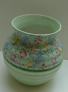 Shelley Melody Chintz Large Vase