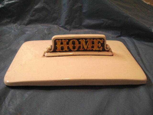 Treasure Craft Home Ice Co. Ice Wagon Vintage Remarkable Beautiful Cookie Jar