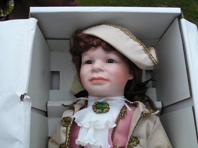 William Tung Doll