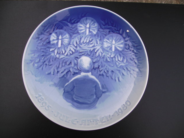 B&G (Bing and Grondahl) 9 inch plate