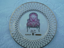 Lenox French Chairs Plate