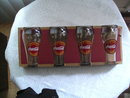 Coca Cola Glasses by Anchor Hocking