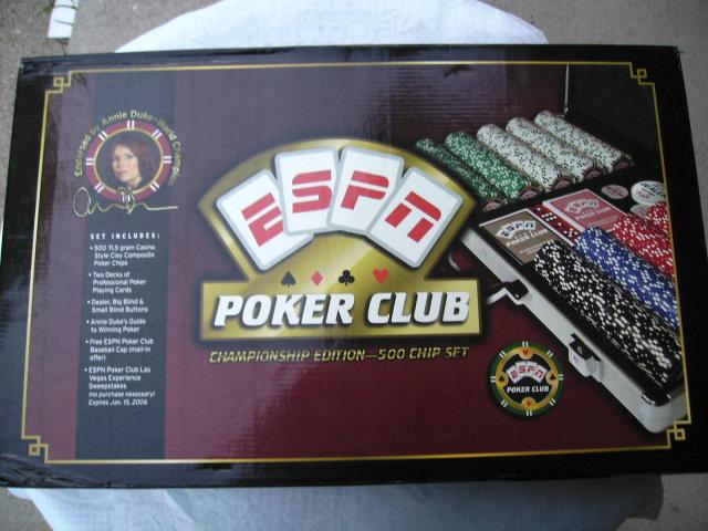 ESPN Poker Championship Set