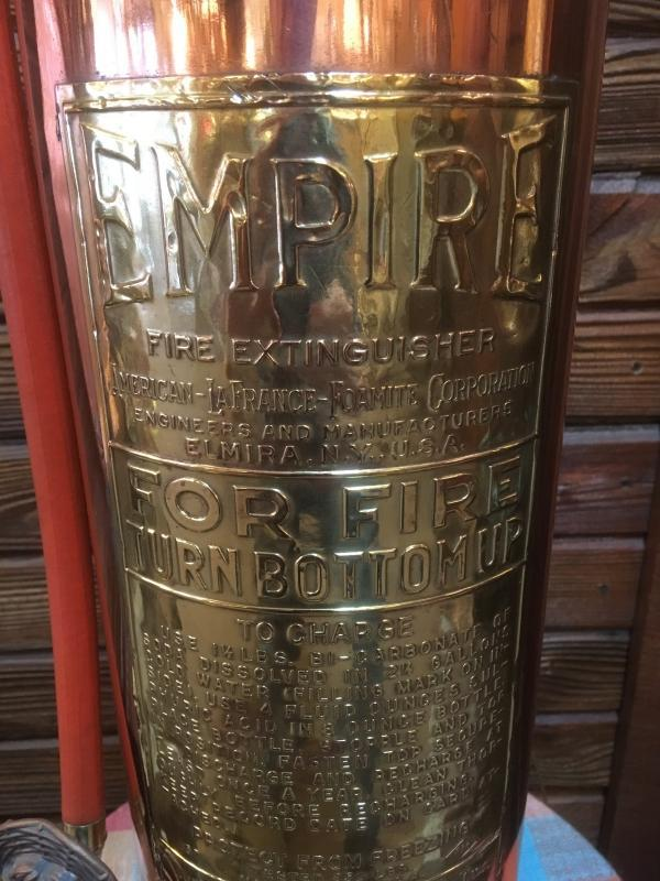 Restored Vintage Fire Extinguishers