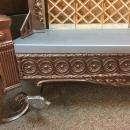 Restored Vintage Radiant Gas Heater