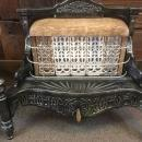 Restored Vintage Cahill Radiant Gas Heater