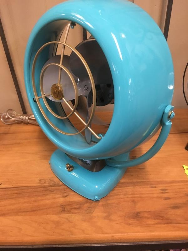 Restored Vintage VORNADO Electric Fan