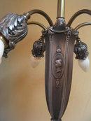 Antique 6 arm Chandelier