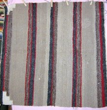 Indian Navajo Antique Saddleblanket