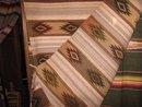 Native American Zapotec Wool Taos Rug