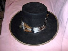 Western Eastwood Style Hat Mid Century