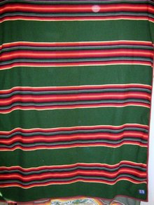 Pendleton Blanket Robe Antique Apache